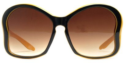 Image #1 of Women's and Men's SW Butterfly Sunglasses #8833