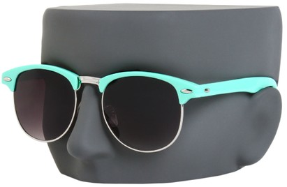 Pastel Clubmaster Sunglasses