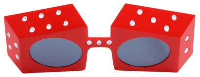 Image #1 of Women's and Men's SW Novelty Sunglasses #540283