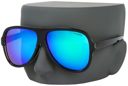 Image #3 of Women's and Men's SW Polarized Aviator Style #1721