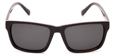 tortoise square polarized sunglasses