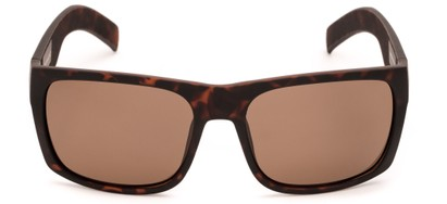 men's oversize polarized flat top sunglasses