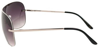 Image #2 of Women's and Men's SW Rimless Shield Style #818