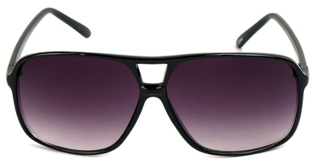oversized black aviators  Oversized Aviator Sunglasses