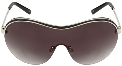 Feminine Shield Style Sunglasses