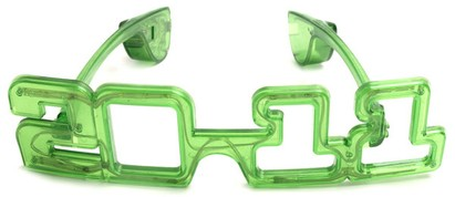 Image #1 of Women's and Men's SW New Year's Eve Sunglasses #10