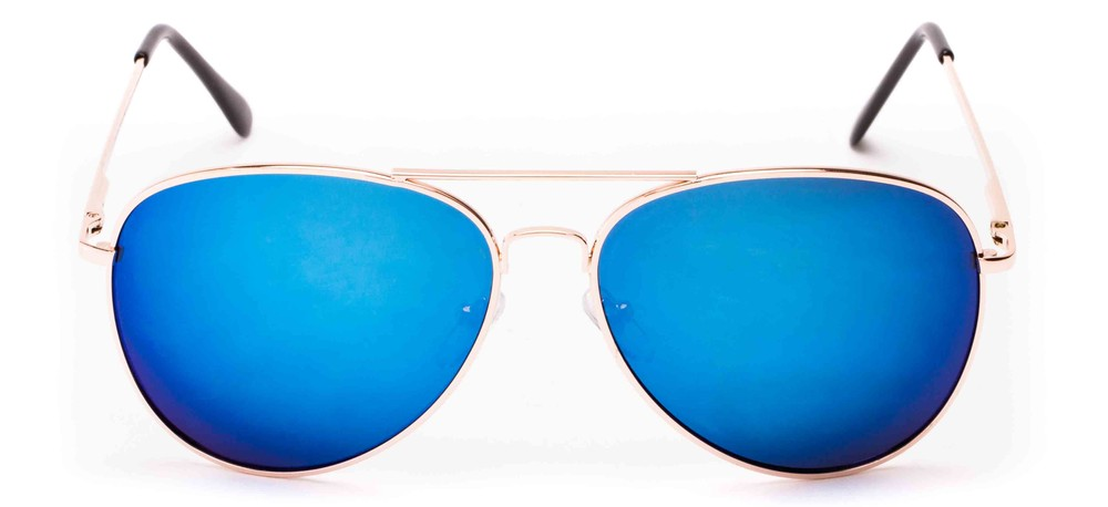 e2d9a7ff6d Oversized Mirrored Aviators