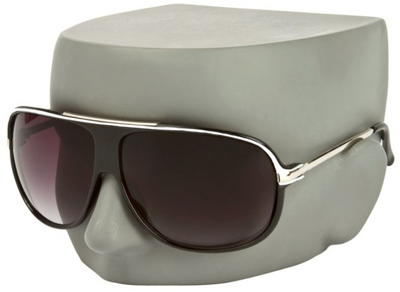 Image #3 of Women's and Men's SW Oversized Aviator Style #445