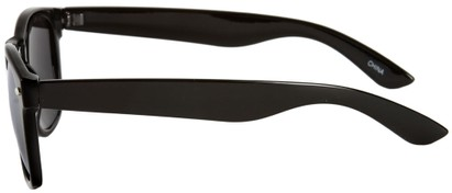 Mirrored Wayfarer Style Sunglasses