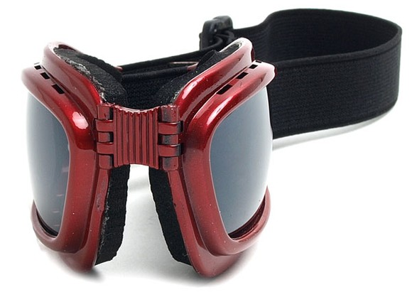 Image #3 of Women's and Men's SW Folding Goggle Style #66