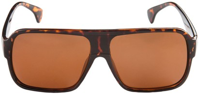 Polarized Flat Top Aviators