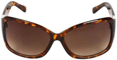 Tortoise Oversized Sunglasses