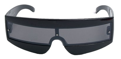 Retro Shield Sunglasses