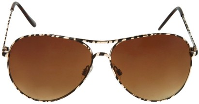 Image #1 of Women's and Men's SW Animal Print Aviator Style #1237