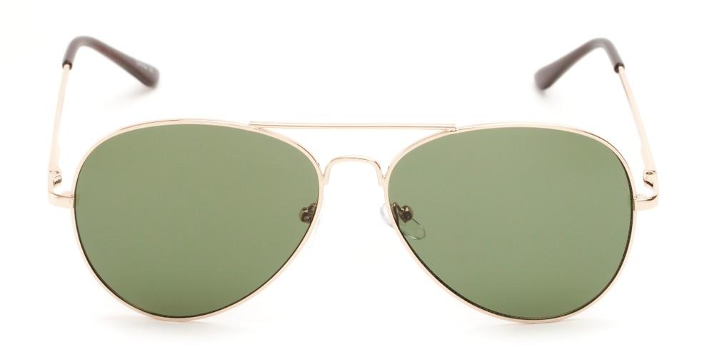 best aviator sunglasses  Gold Aviator Sunglasses