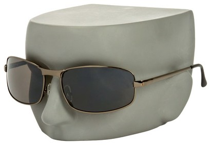 Large Metal Sunglasses