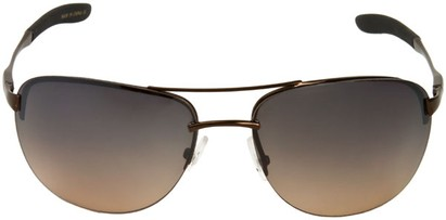 Image #1 of Women's and Men's SW Large Rimless Aviator Style #49