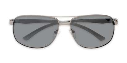 Folded of Baltic #8503 in Grey Frame with Grey Lenses