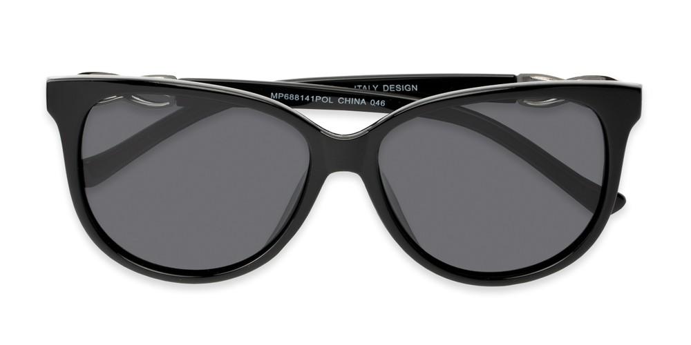 2d2b822862 Oversized   Polarized Square Sunglasses