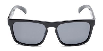 polarized mens square plastic sunglasses