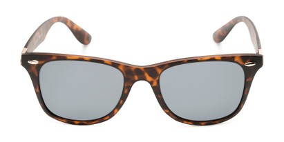 Front of Castle Rock #28031 in Matte Tortoise with Smoke Lenses