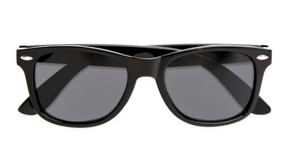 Folded of Cove #9966 in Black Frame with Grey Lenses