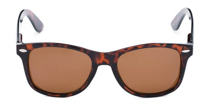 Front of Cove #9966 in Tortoise Frame with Amber Lenses