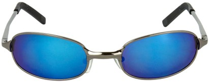 Image #1 of Women's and Men's SW Mirrored Metal Style #9435