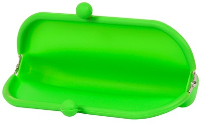 Image #1 of Women's and Men's Large Neon Jelly Sunglasses Case #14