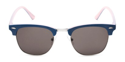 Front of Eastland #54094 in Blue/Pink Frame with Grey Lenses