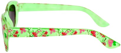 Kids Tropical Print Sunglasses