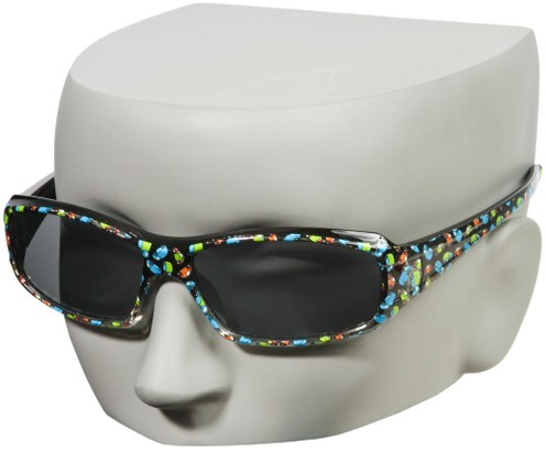 Kids Car Printed Sunglasses