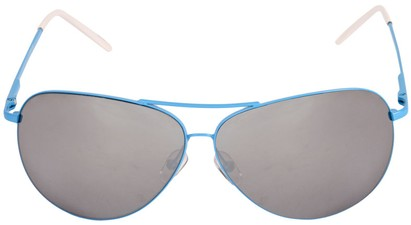 Image #1 of Women's and Men's SW Mirrored Square Aviator Style #1999