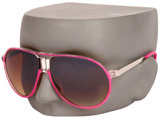 Image #3 of Women's and Men's SW Retro Aviator Style #1338