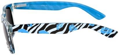 Image #2 of Women's and Men's SW Zebra Kiss Retro Style #5220