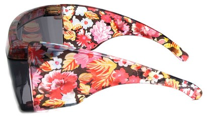 Image #2 of Women's and Men's SW Floral Shield Style #8938