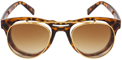 Image #1 of Women's and Men's SW Flip-Up Aviator Style #9973