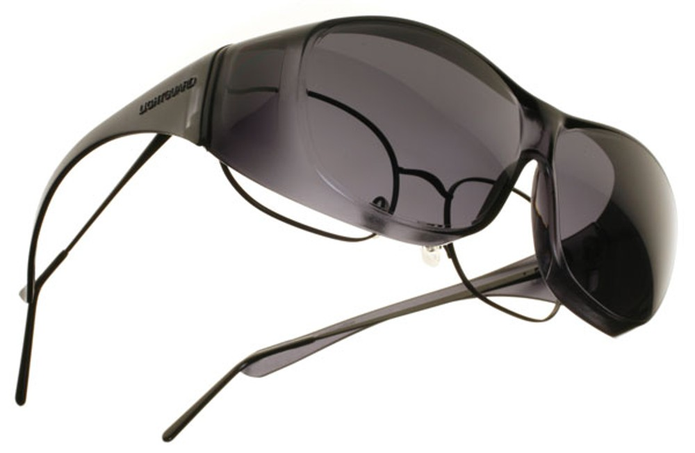 Large Over Glasses Sunglasses with UV Protection