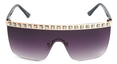 Celebrity Rhinestone Sunglasses
