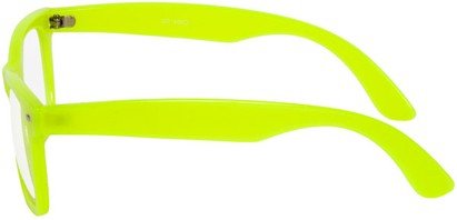 Image #2 of Women's and Men's SW Neon Glow in the Dark Clear Style #2004