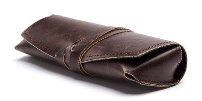 Angle of Grainger #616 in Dark Brown, Women's and Men's  Soft Case