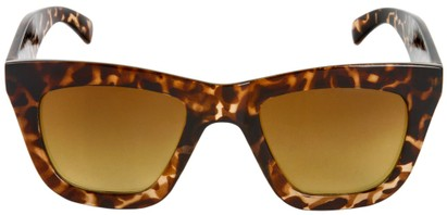 Oversized Retro Style Sunglasses