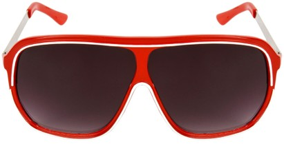 Image #1 of Women's and Men's SW Oversized Retro Aviator Style #9916