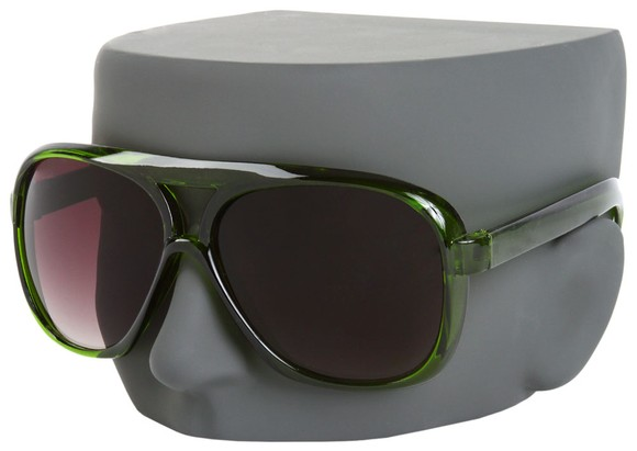 Image #3 of Women's and Men's SW Oversized Aviator Style #9460