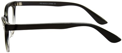 Image #2 of Women's and Men's SW Clear Cat Eye Style #9155