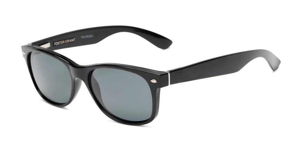1126a4442 Classic Black Retro Square Sunglasses   Shop Today!   Sunglass ...