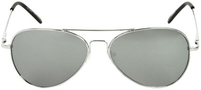 Image #1 of Women's and Men's SW Mirrored Aviator Style #3311