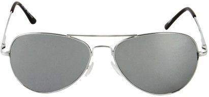 Image #1 of Women's and Men's SW Mirrored Aviator Style #786