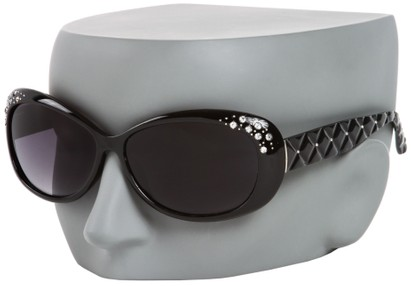 Fashion Sunglasses with Rhinestones