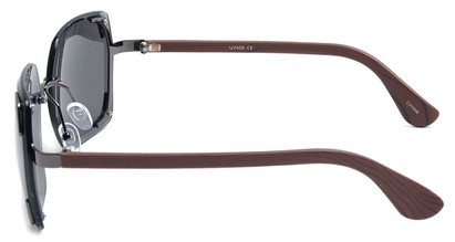 Image #2 of Women's and Men's SW Rimless Style #5085
